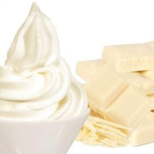 White Chocolate sprint til Soft Gelato