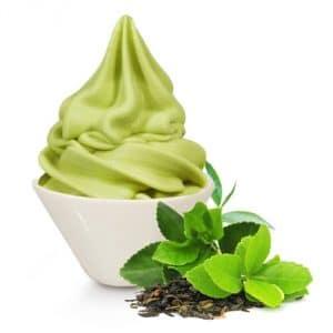 Green tea sprint til Soft Gelato