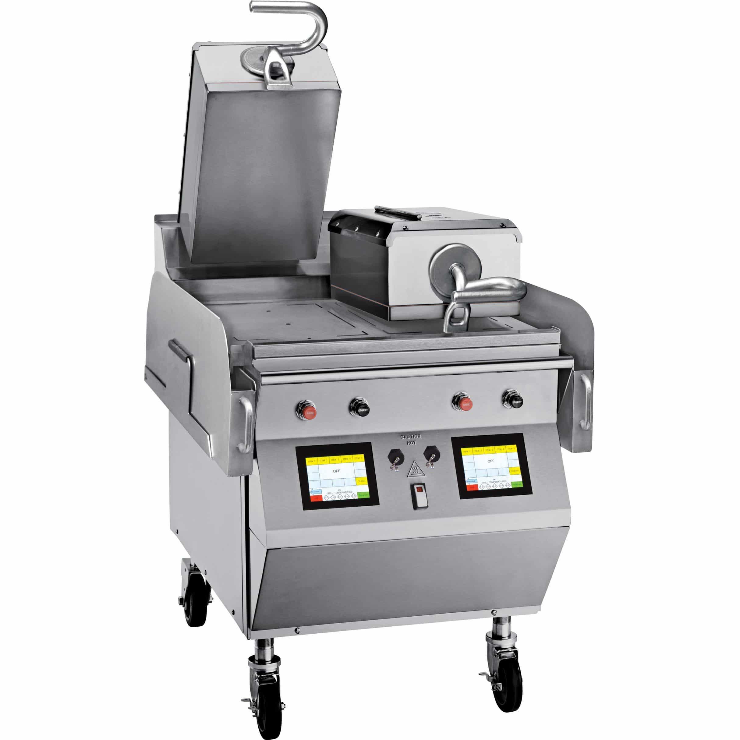 Taylor Crown series grills