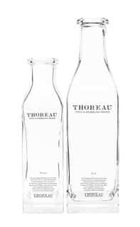 Thoreau klare flasker