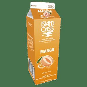 Island Oasis Mango mix