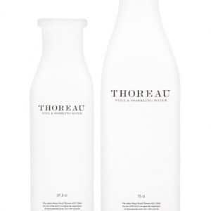 Thoreau matte flasker