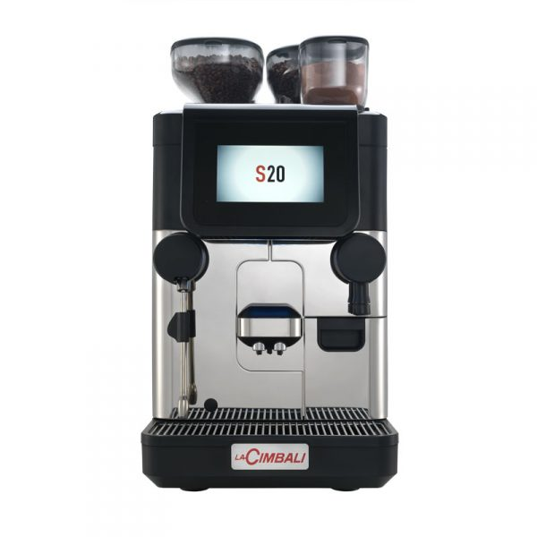 LaCimbali S20 CP/10-CP/11 cappuccino version